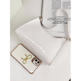 Armbanduhr ( Rot-Blau )